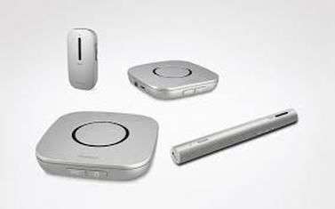 Phonak remote microphones are great for hearing better in noise, distance or echo.