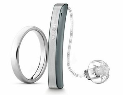 Styletto Small RIC Hearing Aid